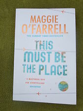 This Must be the Place by Maggie O'Farrell (Paperback, 2016)