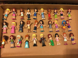 Lego Friends lot of 30  Minifigure     a2