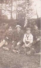 ✚723✚ German Field Postcard Feldpost WW1 88. LANDWEHR REGIMENT VISOR CAP BAYONET