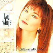 LARI WHITE - Lead Me Not CD BUY 4+ $1.99 EACH & FREE SHIPPING