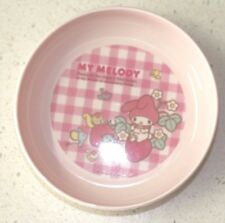Sanrio My Melody Cup Mini Bowl kitchen dish Kawaii cute Japan New F/S
