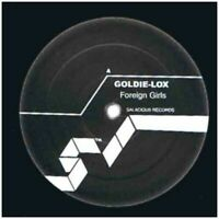 "Goldie-Lox Foreign Girls 12"" VINYL Salacious Records 2007 NEW"