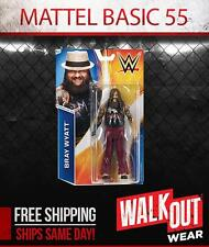 BRAY WYATT WWE MATTEL BASIC SERIES 55 ACTION FIGURE TOY (BRAND NEW) - MINT