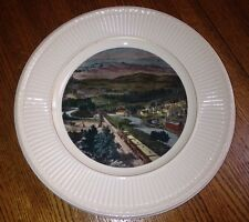 """Rare Wedgwood Collector Plate """"Through To The Pacific"""""""