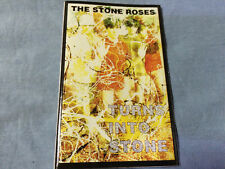 STONE ROSES - Turns Into Stone CASSETTE TAPE / Made In PHILIPPINES