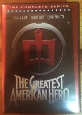The Greatest American Hero: The Complete Series (DVD, 2010, 9-Disc Set)