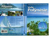 Voile en Polynésie - Les îles sous le vent à la voile (DVD)