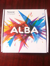 Alba Discman Personal CD Players