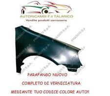 GARDE-BOUE AVANT SX VW VOLKSWAGEN GOLF 5 SÉRIE 03 > COMPLET AVEC PEINTURE