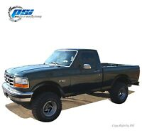 Rugged Paintable Fender Flares Fits Ford F-150 F-250 Bronco 92-96 F-350 92-97