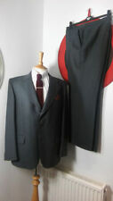 Wool Blend Short Striped 30L Suits & Tailoring for Men