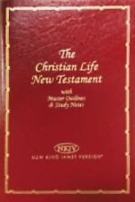 Christian Life : New Testament by Thomas Nelson Publishing Staff (1990,...