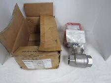 """DI-HEN ELECTRIC ACTUATOR UM-1 pipe size 1 1/2""""  220V 50/60Hz 10W 0.3A"""