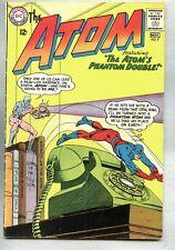 Atom #9-1963 fn- Murphy Anderson / Gil Kane