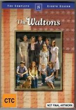 The Waltons : Season 8 (DVD, 2018)