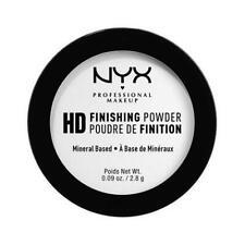 NYX HD FINISHING Setting POWDER Transparent Mineral Makeup MINI Size Vegan