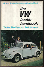 VW Beetle manuale TUNING Handling & manutenzione da meisll 1970 LINGUA INGLESE