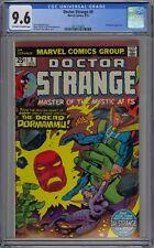 Doctor Strange #9 CGC 9.6 NM+ OwWp Vs. Dormammu Marvel Comics 1975 Gil Kane Cvr