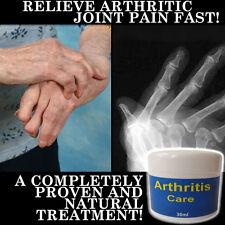 ARTHRITIS CARE CREAM - REDUCE JOINT PAIN & INFLAMMATION