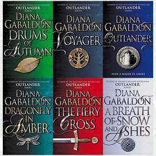 Diana Gabaldon Collection Outlander Series 6 Books Set Romance Pack Brand NEW PB
