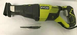 Ryobi RJ186V 12 Amp Variable Speed Corded Reciprocating Saw, GR #2