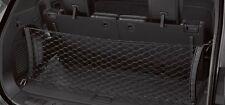 Envelope Style Rear Trunk Cargo Net Black Nylon fits 2013-2018 Nissan Pathfinder