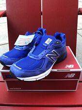 NIB New Balance Men's 990v4 Running Shoes UV Blue/Silver - M990RY4 Sz 10