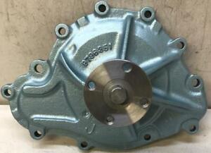 """Restored 1969 Pontiac Firebird GTO Grand Prix V8 water pump 9796351 D189 date 4"""""""