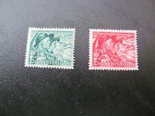 GERMANY 1938 SC# B132-133 SUDETEN SET MNH $32.50