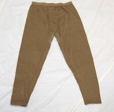 USGI PCU L2 Level 2 USMC Coyote Base Layer Grid Pants Long Underwear Sekri 3XL