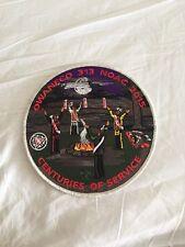 Owaneco Lodge 313 - Delegate Backpatch - Noac 2015 Set
