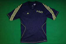 Adidas F50 Climacool Herren Training Fitness Fußball T-Shirt Größe M