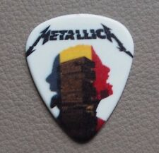 Metallica - Antwerp 03/11/17 Worldwired Tour 100%Authentic RARE Guitar pick