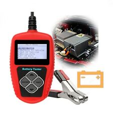 12V Auto Car Battery Load Tester Analyzer Cranking Start 100-2000CCA 220AH BA101