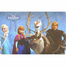 DISNEY set de table enfant LA REINE DES NEIGES frozen Anna Elsa 28 x 43 cm neuf