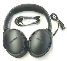 BOSE QUIETCOMFORT 35 QC35 WIRELESS Headphone - Black *Distressed* (45-6A)