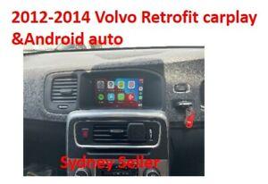 2012-2014 Volvo S40,S60,XC60,XC90 retrofit wireless carplay &wired android auto