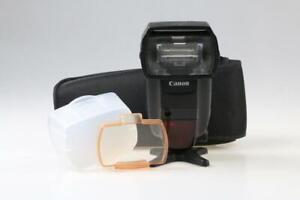 CANON Speedlite 600 EX II-RT - SNr: 3100405188