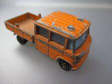 Majorette: Mercedes Benz Trax Publics (GK108)