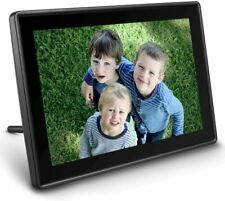 UEME WiFi Digital Photo Frame 10.1 Inch HD IPS Touchscreen Display Auto Rotate P