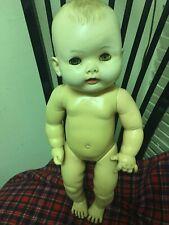 "VTG 1950 Rubber EFFANBEE Doll 17"""