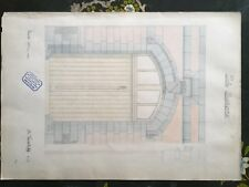 Antique Architectural Drawings