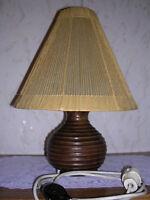 Tischlampe Afrikanischer Stil