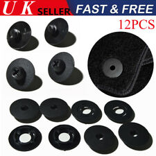 4PCS Car Mat Carpet Clips Fixing Grips Floor Holders Fits For Audi VW Skoda Seat