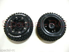 Louise RC 1/16 Uphill 2.2 inches tires with 12mm hex wheels 2pcs #L-T3279SB