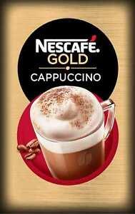 240 x Nescafe Cappuccino In Cup vending machines 73mm Incup Darenth & Klix