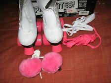 Epic Princess Roller Skate Size 11J New w/ Case