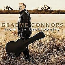 GRAEME CONNORS FROM THE BACKCOUNTRY CD NEW
