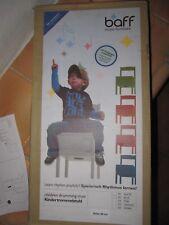 Baff Kindertrommelstuhl in blau, neu und OVP, ohne Trommeleinsatz