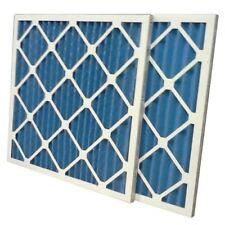 12X20X1 MERV 8 Pleated Air Filter (6-Pack)
